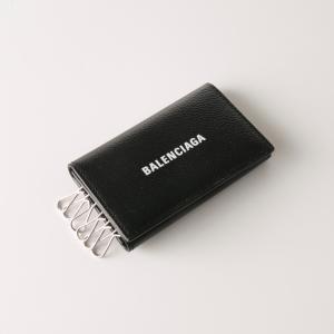 バレンシアガ BALENCIAGA CASHグレインドカーフキーケース 6405371IZI3 ギフトラッピング無料|FIT HOUSE