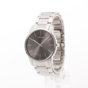 カルバンクライン Calvin Klein 腕時計 CITYラウンドステンレスベルトMウォッチ K2...
