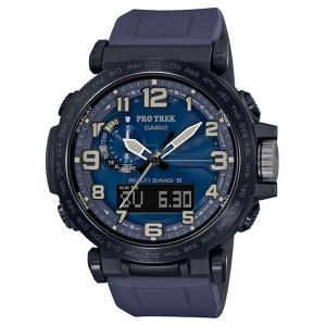 プロトレック PROTREK 腕時計 PTK・19Sスマートアクセスアナデジ電波ソーラーM PRW-...