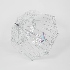 ★FULTON フルトン 雑貨 ビニール傘 L719/Bir...