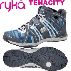 RYKAライカ TENACITY (パッチワーク×ブルーデニム) E1269M-R403(22.0〜28.0cm/レディース/メンズ)テナシティー|fitnessclub-y