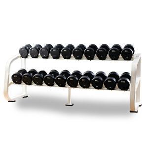 BULL ブル ラバーダンベルラック 代引き不可 返品・交換不可 BULL 収納器具  ボディメイク フィットネス ホームジム フィジカル 上半身 運動|fitnessclub-y