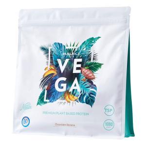 ハレオ ベガ(VEGA) 1080g チョコレートバナナ HALEO 植物性プロテイン 大豆タンパク 乳酸菌|fitnessclub-y