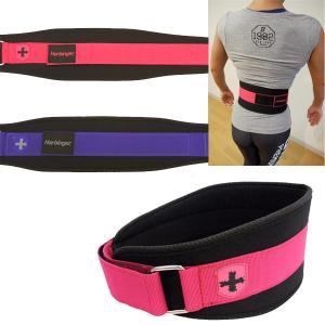 ・女性用に設計されたハービンジャーのトレーニングベルトが数量限定入荷 ・ベルト幅5インチ(12.7c...
