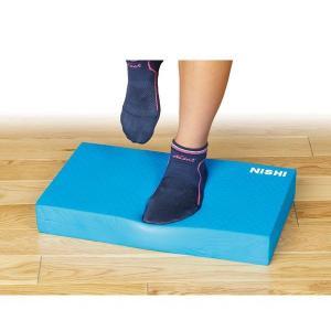 ニシスポーツ アンバランスパッド NISHIスポーツ バランス トレーニング 固有受容感覚 リハビリ 膝|fitnessclub-y