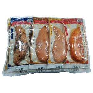 [丸善] 国産若鶏のジューシーロースト ◆お試しセット◆ (4種×各5本 全20本入り) 鶏ささみ|fitnessclub-y