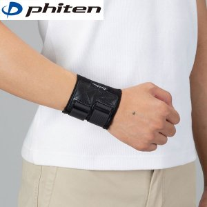 ファイテン サポーター メタックス 手首用ミドルタイプ phiten 左右兼用 ベルト|fitnessclub-y