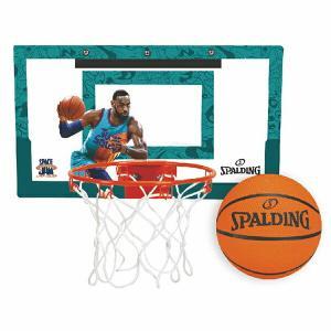 スペース・ジャム レブロン スラムジャム SPALDING スポルディング バスケ 子供向け 家庭用バスケットゴール バスケットボール リング シュート練習 スキル 自宅 fitnessclub-y