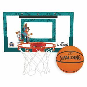 スペース・ジャム テューン・スクワッド スラムジャム SPALDING スポルディング バスケ 子供向け 家庭用バスケットゴール バスケットボール リング シュート練習 fitnessclub-y