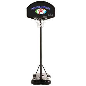 32インチ ユースシステム 家庭用/高さ調節可能 メーカー直送品 SPALDING スポルディング バスケ 家庭用バスケットゴール バスケットボール リング fitnessclub-y