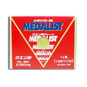 メダリスト 顆粒お徳用(1L用パウダー×15+1袋)|fitnessclub-y