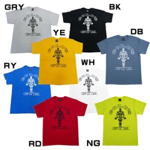 ベーシックジョーTシャツ ターミネーター(M・L・XLサイズ) ゴールドジムウェア|fitnessclub-y