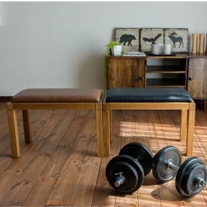 木製トレーニングベンチ フォース Fource TRANITURE トラニチャー フィットネスインテリア ナチュラルフィットネス 家具調フラットベンチ Begin ライトニング|fitnessclub-y