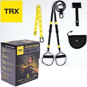 TRX TRXMOVE(ムーブ) 携帯用サスペンショントレーナー(TRX正規品)(日本語版動画ダウンロード可能)/当社在庫品|fitnessclub-y