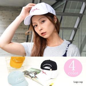 【SALE】 帽子 ロゴキャップベースボールキャップ帽子CAP刺繍英字無地トレンドスポーティつば有り日よけメーカー fitpromotion