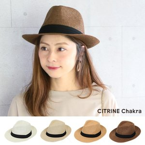 [まとめ買い対象]【SALE】 帽子 【メーカー】ブラックリボン中折れハット レディース ファッション 中折れ ハット 帽子 リボン 雑貨 小物|fitpromotion