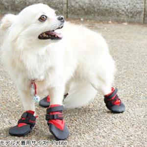 ウルトラパウブーツ XSサイズ 犬の服 five-1