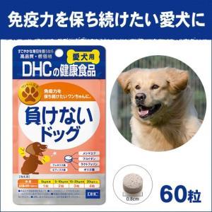 犬用サプリメント DHC(ディーエイチシー) 負けないドッグ 60粒 愛犬用|five-1