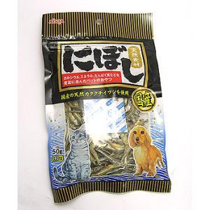天然素材 にぼし(アイシア) 猫用煮干し|five-1