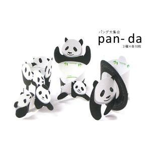 カミテリア クルル pan-da パンダ メモ帳  メール便可|five-1