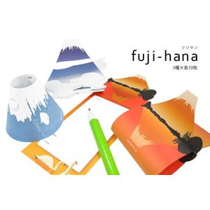 カミテリア クルル fuji-san 富士山 メモ帳  メール便可|five-1