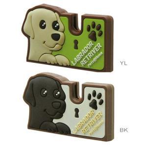 Leaps ワンKeyニャンKey ラブラドール・レトリバー  犬 雑貨  オーナーグッズ  メール便可|five-1