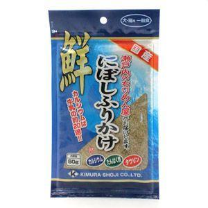 木村商事 犬・猫用 にぼしふりかけ 50g ふりかけ トッピングドッグフード|five-1