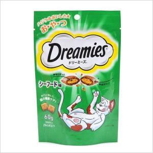 マース Dreamies(ドリーミーズ) シーフード味 猫用 おやつ スナック 間食 カナダ産|five-1