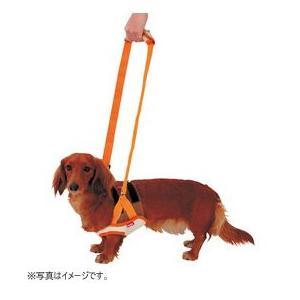 ペティオ 介護用ハーネス zuttone 老犬介護用 歩行補助ハーネス 前足用 M(7kgまでの小型犬用)|five-1