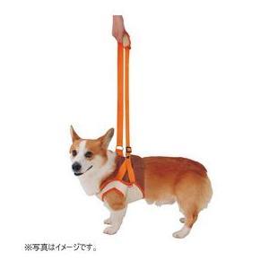 ペティオ 介護用ハーネス zuttone 老犬介護用 歩行補助ハーネス 前足用 L(15kgまでの中型犬用)|five-1