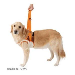 ペティオ 介護用ハーネス zuttone 老犬介護用 歩行補助ハーネス 前足用 3L (30kgまでの大型犬用)|five-1