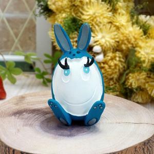ランコ イースタータマゴ ウサギ 犬用 おもちゃ|five-1