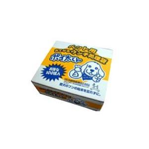 ・スーパーのレジ袋などよりも、より便利に処理できます! ・とったウンチは紙と一緒にトイレに流すだけ!...