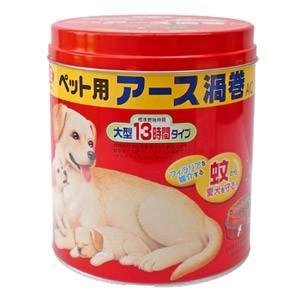 ペット用アース渦巻 52巻缶入り 犬用虫よけ用品|five-1