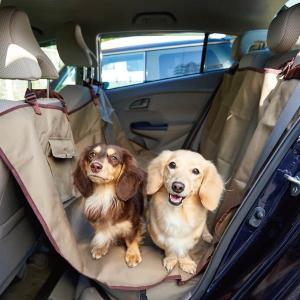 ブースターシートカバー ハンモック ウォータープルーフ[犬用ドライブ用品]ペット用品 犬用 猫用 five-1