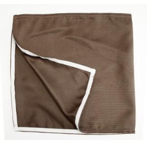 わんちゃんステップ 1,2,3. 専用替えカバー 約81×40cm ダークブラウン 1枚  2枚までメール便可|five-1