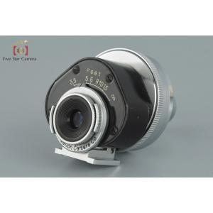 【中古】Canon キヤノン ユニバーサルファインダー 35-135mm five-star-camera