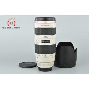 【中古】Canon キヤノン EF 70-200mm f/2.8 L USM