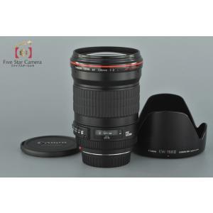 【中古】Canon キヤノン EF 135mm f/2 L USM