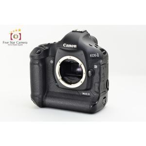 【中古】Canon キヤノン EOS-1D Mark IV デジタル一眼レフカメラ