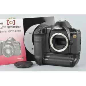 【中古】Canon キヤノン EOS-1N RS フィルム一眼レフカメラ
