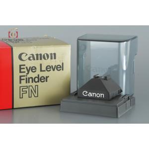 【中古】Canon キヤノン アイレベルファインダー FN New F-1用 five-star-camera