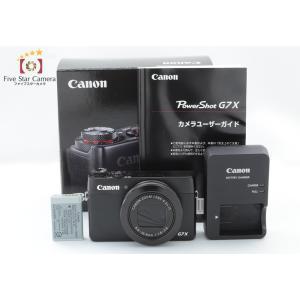 【中古】Canon キヤノン Power Shot G7 X コンパクトデジタルカメラ|five-star-camera