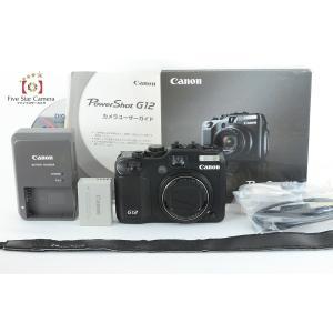 【中古】 Canon キヤノン PowerShot G12 コンパクトデジタルカメラ|five-star-camera