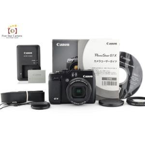 【中古】Canon キヤノン Power Shot G1 X コンパクトデジタルカメラ|five-star-camera