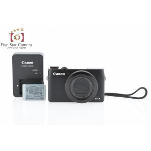 【中古】Canon キヤノン PowerShot G7 X コンパクトデジタルカメラ|five-star-camera