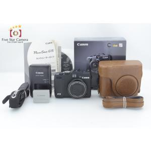 【中古】Canon キヤノン Power Shot G15 コンパクトデジタルカメラ|five-star-camera