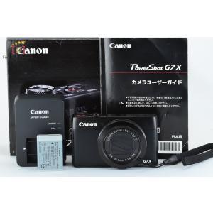 【中古】 Canon キヤノン PowerShot G7 X コンパクトデジタルカメラ|five-star-camera