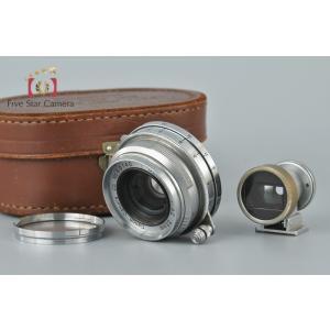 【中古】Canon キヤノン Serenar 35mm f/3.2 + 35mm ビューファインダー
