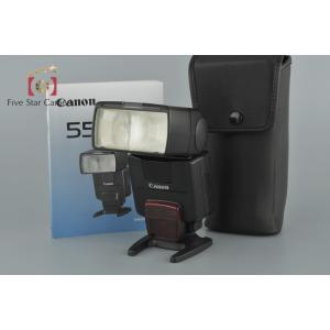 【中古】Canon キヤノン スピードライト 550EX five-star-camera